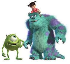 image monsters sulley mike boo jpg monsters