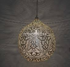 Morrocan Chandelier Cross Droplet Pendant Moroccan Chandelier Silver