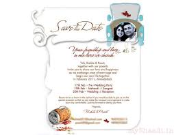 Personal Wedding Invitation Cards Wordings Theme Based Wedding Invitation Cards Myshaadi In