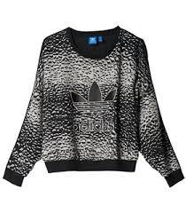 adidas crop top sweater adidas originals 3 stripes sweater streetwear