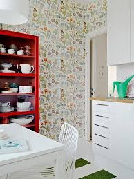 Kitchen Wallpaper Designs Ideas 8 Best Wallpaper Images On Pinterest Kitchen Wallpaper
