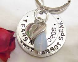 In Memory Of Keychains Memory Keychain