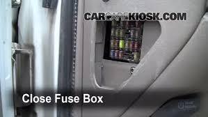 1994 Gmc Sierra Interior Interior Fuse Box Location 1990 2000 Gmc C3500 2000 Gmc C3500