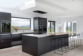 unique kitchens 13 amazing kitchens with black appliances include how to decorate