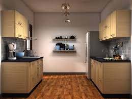 parallel modular kitchen designs parallel shaped modular kitchen