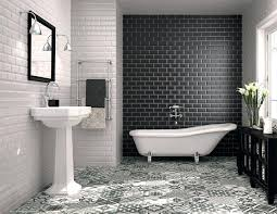 gray and black bathroom ideas pictures of subway tile black and white subway tile bathroom ideas