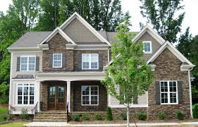 House Exterior Colors Stone Bucktown Ledgestone By Stonecraft Residential Homes