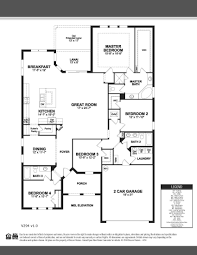 beazer homes floor plans ashwood beazer homes singlestory