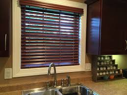 Wooden Blinds For Windows - wood blinds for kitchen windows tags kitchen wood blinds natural