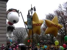 macy s thanksgiving day parade 2010 part 1