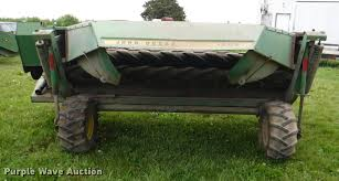 john deere 1209 haybine windrower item db3978 sold june