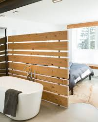 Wood Divider 15 Creative Ideas For Room Dividers Contemporist