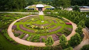Botanical Gardens Images by Chicago Botanic Garden Concludes Largest Green Roof Plant Study In