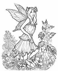 81 elfen und feen malvorlagen images coloring