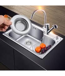 Stainless Steel Kitchen Sink Strainer - sink strainer