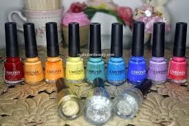 real asian beauty updated nail polish collection 2014