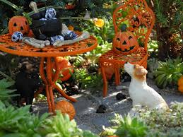 miniature halloween ornaments halloween in the miniature garden the mini garden guru from