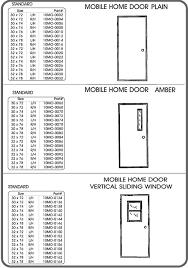 Exterior Doors Mobile Homes Doors 1 Mobile Home Parts Vj S Bargain Barn