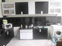 Kitchen Set Minimalis Putih Set