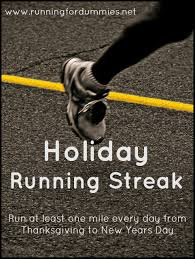holidays for dummies running for dummies running streak who s with me repin if