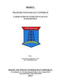 cara membuat laporan praktikum elektronika laporan rl 2 by muammar hafidz issuu