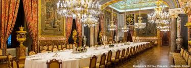 Royal Dining Room by Madrid U0027s Royal Palace Kitchens An Exclusive Tour Of The Kitchens