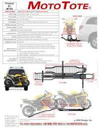 how to register a motocross bike for road use mototote mtx sport motorcycle carrier