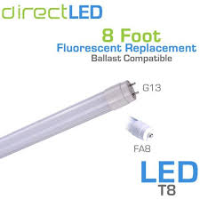Light Fixture Ballast 8 Foot T8 T12 Led Light Replaces F96t12 F96t8 Earthled