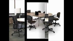 office furniture conference table chairs youtube