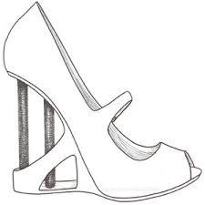 recent shoe sketches polyvore
