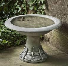 dragonfly bird bath small garden fountains calming small garden