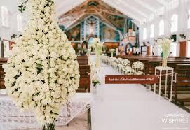 Christian Wedding Car Decorations Victorian Themed White Luxury Christian Wedding