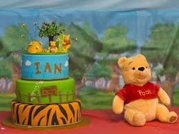 winnie pooh birthday party ideas photo 11 74 catch party