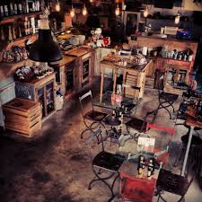 rustic industrial interior design and cafe concept https www