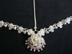 silver filigree odissi ornaments available at craftsvilla