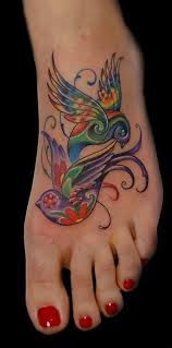100 gorgeous foot tattoo design for girls tattoos era