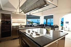 cuisine avec piano central cuisine avec piano central blanche et bois ilot homewreckr co