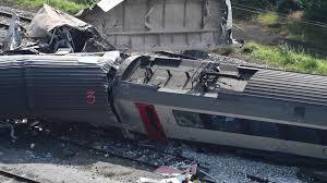 three dead after train crash in belgium cnn