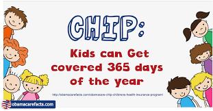 obamacare and chip children u0027s health insurance program