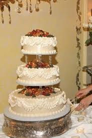 my wedding cake fresh strawberries banana and whipped cream