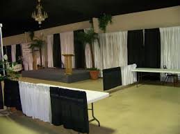 pipe and drape backdrop stage lights and sound rentals production services pipe and