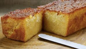 this brown sugar pound cake recipe will change your life