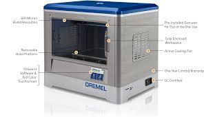 3d printer benefits dremel 3d printer