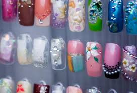 manicure pictures slideshow gels fake nails fingernail polish