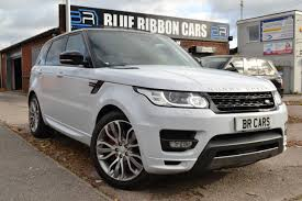 range rover cars price used land rover cars in bolton from blue ribbon cars