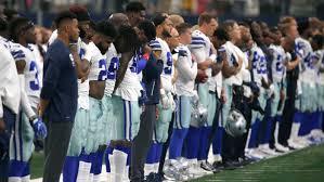 The Story So Far Flag Jones Cowboys U0027will Not Play U0027 If They Disrespect Flag