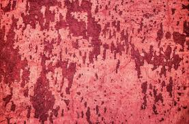 red grunge painted wall texture photohdx