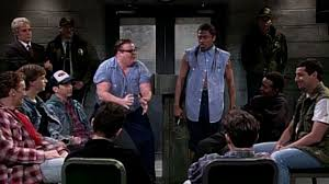 watch matt foley sketches from snl played by chris farley nbc com