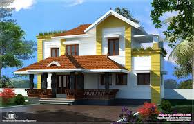 Traditional 2 Story House by Home Design 3d Traditional