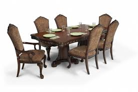 7 pc dining room set majestic 7 dining set bob s discount furniture